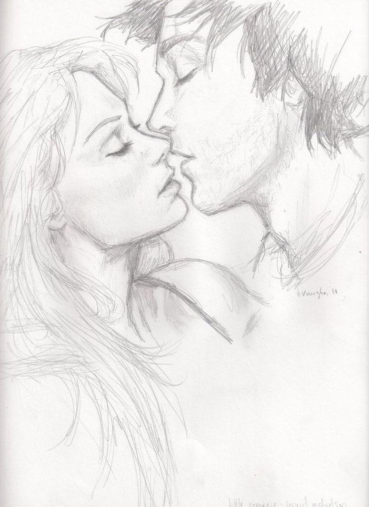 Liebe – Mann und Frau – Paare – Figuren – Menschen / Zeichnungen uvm. — www.st… – tanja pschorn