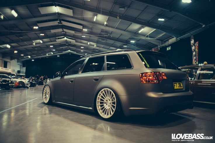 Audi A4 B7 Avant Tuning (1) | Tuning