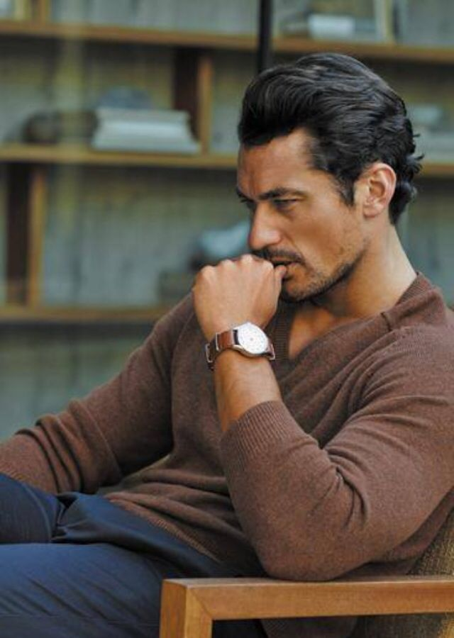David Gandy for M&S 2014