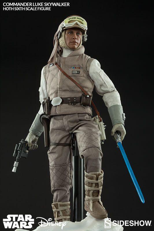 Commander Luke Skywalker   Sideshow Collectibles