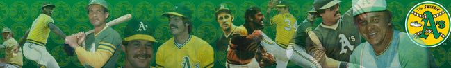 1970s Oakland Athletics Firefox Theme