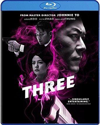 Louis Koo & Wallace Chung & Johnnie To-Three
