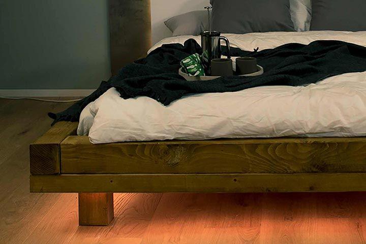 Himmelbett Frieda Selber Bauen Betten In 2019 Bett Pinterest