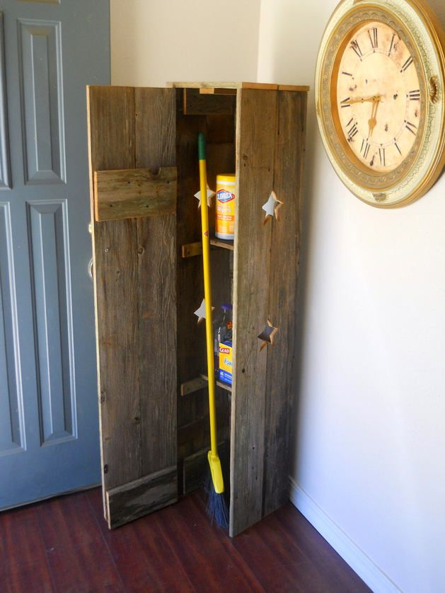 17 best Broom Closet images on Pinterest | Cleaning closet ...