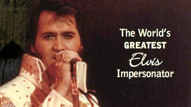 The incredible life of Canada's west coast Elvis impersonator...Morris Bates.