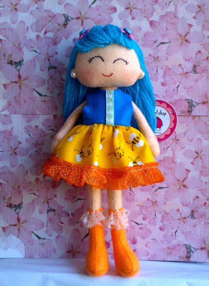 Boneka Flanel