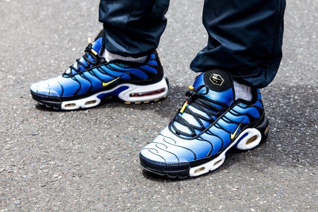 a5e9553cff NIKE-AIR-MAX-PLUS-HYPER-BLUE | Fashion in 2019 | Nike air max, Nike ...