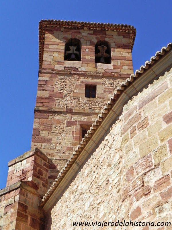 Viajero de la Historia: Molina de Aragón, ciudad fortaleza. Torre de la Iglesia de San Gil.