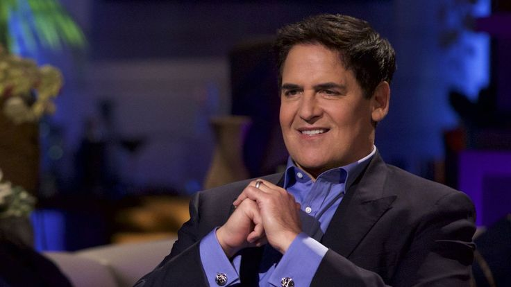Shark Tank's Host & Billionaire Mark Cuban