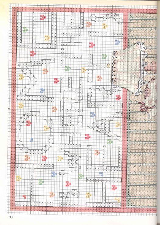Gallery.ru / Фото #41 - Mary Engelbreit Cross Stitch for all seasons - KIM-2