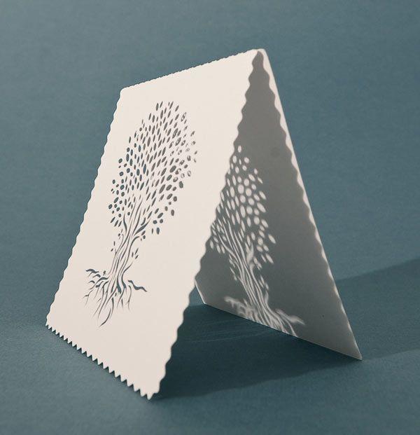 Дизайн открыток с вырубкой, картинки векторе поздравления