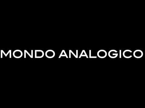 Mondo Analogico - sigla