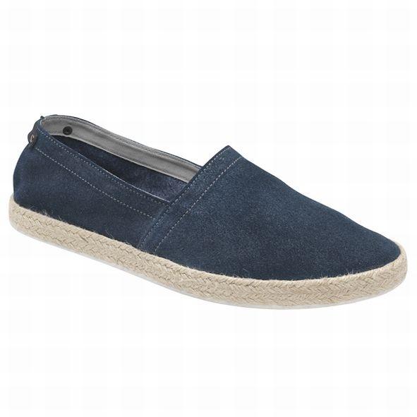 Blue espadrille | North Star shoes for men #batashoes