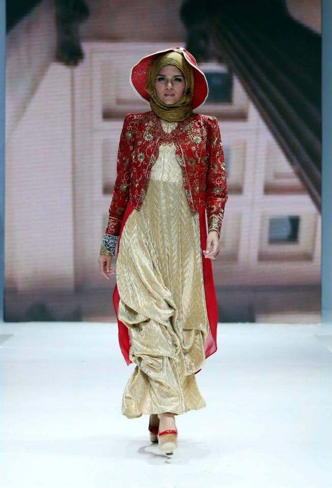 "Anggia Handmade ""Unity of Diversity"", Indonesia Islamic Fashion Fair 2013"