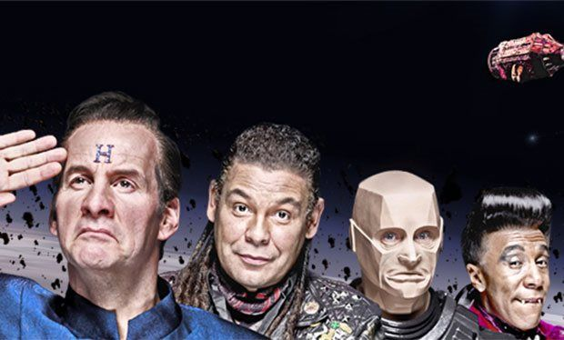 Red Dwarf will blast back for two more series. New runs of the sci-fi comedy will air in 2016 and 2017, starring original cast Chris Barrie as Rimmer, Craig Charles as Lister, Danny John-Jules as Cat and Robert Llewellyn as Kryten