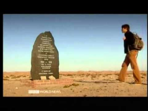 The Tropic of Capricorn 1 of 20  - Namibia - BBC Travel Documentary series with Simon Reeve
