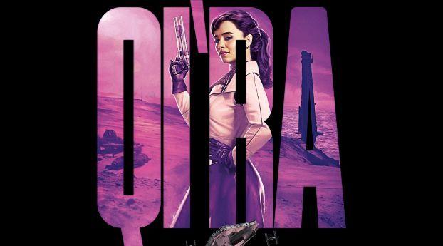 Emilia Clarke As Kira Star Wars Art Movie Wallpapers Star Wars Art War Stories