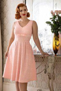 Vixen Lauren Peach Lace Dress 102 22 20449 20170327 03