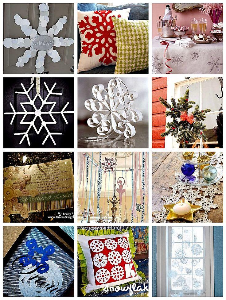 12-snowflakes.jpg (770×1024)