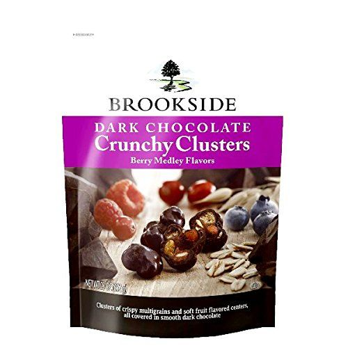 Brookside Dark Chocolate Crunchy Clusters Berry Medley, 23 Ounce - http://bestchocolateshop.com/brookside-dark-chocolate-crunchy-clusters-berry-medley-23-ounce/
