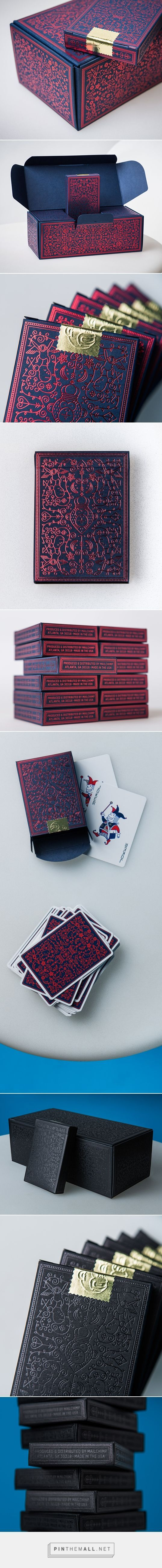MailChimp Playing Cards