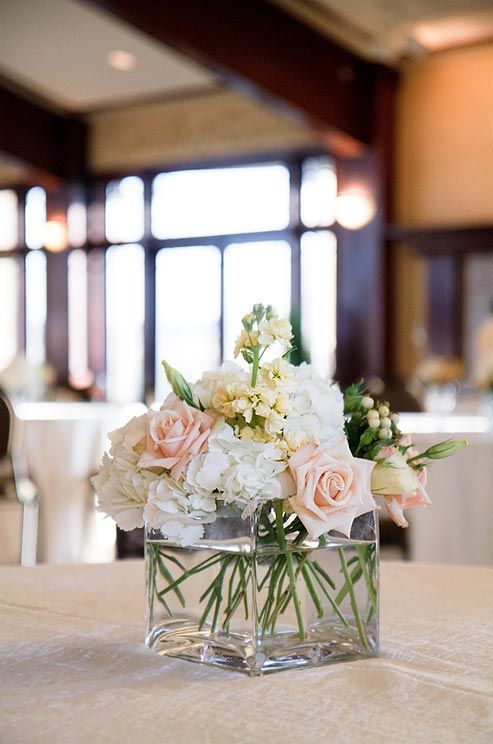 Utah Real Wedding, Custom Wedding Gown, Short Engagement, Pastel Wedding Décor || Colin Cowie Weddings