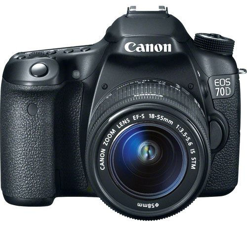 Canon 70D. Look at this baby.. I know getting a Canon is far fetched but insyaAllah, one day!