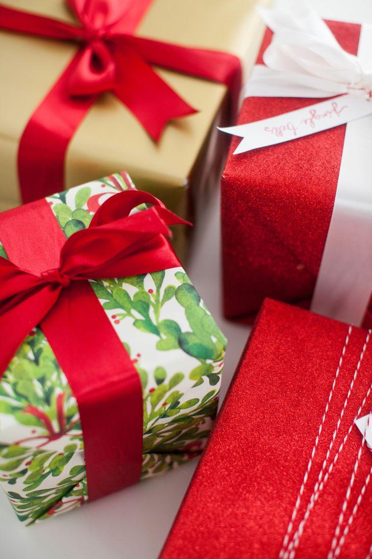 Упаковать подарок картинки