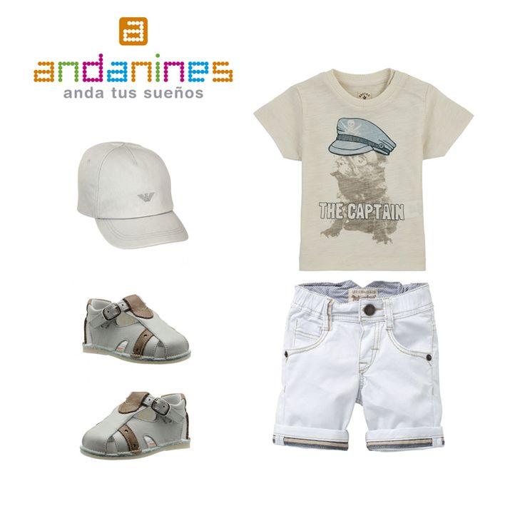 Outfit verano niño