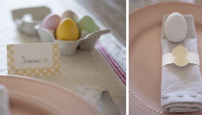 Un piccolo regalino per la vostra tavola di Pasqua, o per i vostri pic nic fuori porta. La mia pasqua l`ho pensata cosi` in un bellissimo giallo pastello, con un tenero pulcino e tantissimi pois. I…