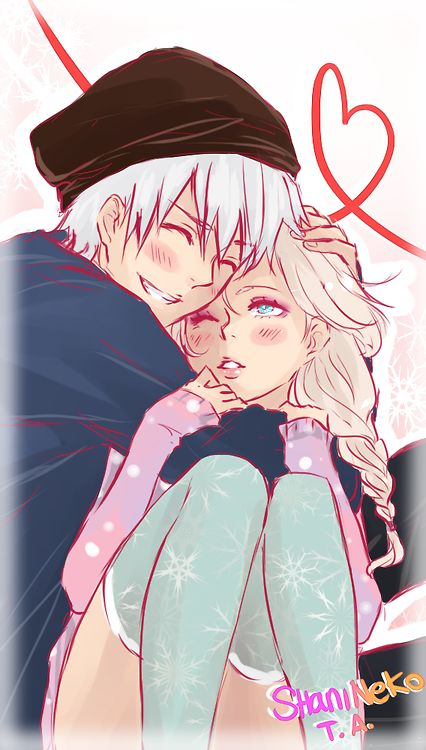 Manga: http://weheartit.com/entry/97499851/search?context_type=search&context_user=ganesalover&query=%23jelsa
