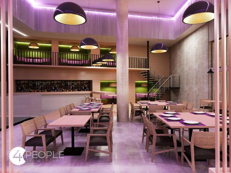 "Дизайн-проект гостиницы ""Вистерия"" | Дизайн-студия ""4people"""