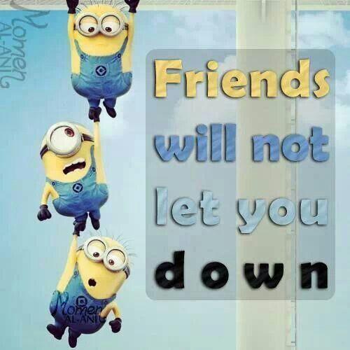 Minion friends