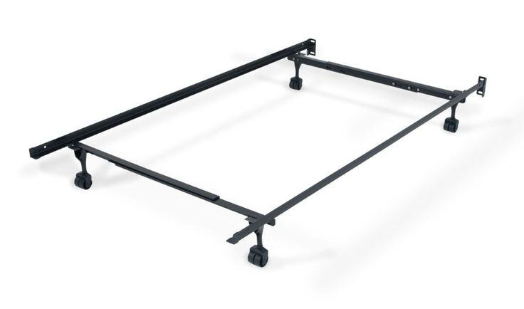 Twin Bed Frame Rails