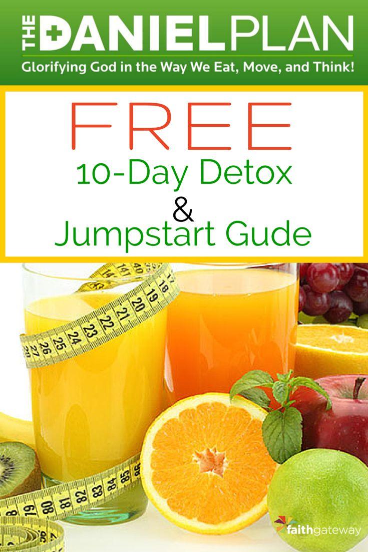 Free Download Daniel Plan Jumpstart Guide | Free ...