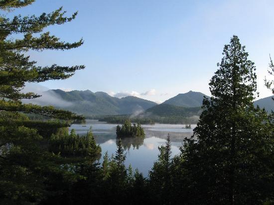 Mt. NippleTop at Elk Lake