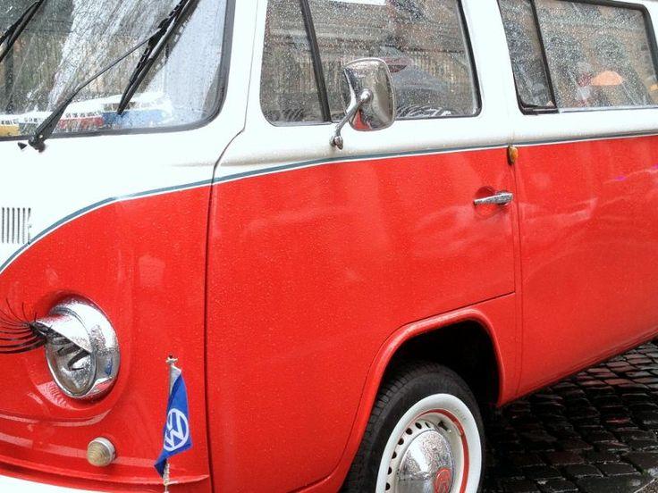 Rome tour by vintage car - #Rome #italyXP #Travel #vintage #volkswagen #WeLoveItalyXP
