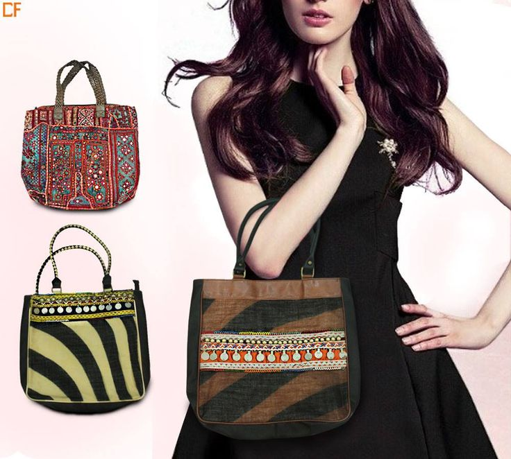 Go organic with these jute bags. All of them have an ethnic touch to it. Now shopping is made easier by these durable yet trendy bag. Bag the offer #Bags #Jute #Organic #Ethnic #ShoppingHaul #DroomFashion To shop these eco friendly and gorgeous bags, visit us onhttp://droomfashion.com/product-category/women/