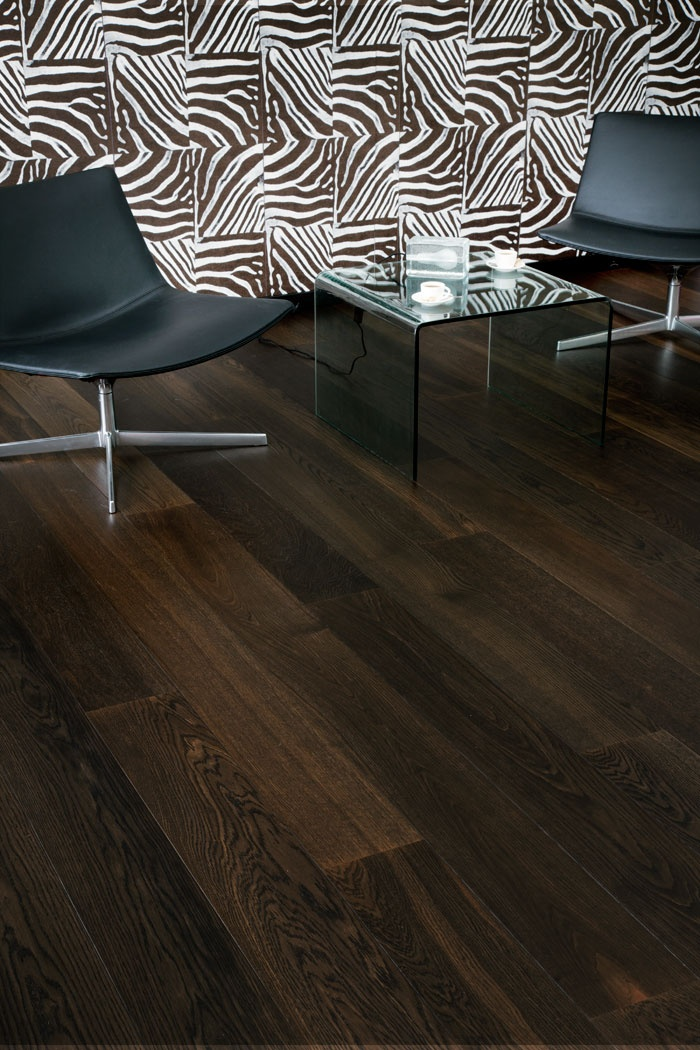 Karelia Oak Smoked Roastery Brown | Silverwood Flooring | Toronto: