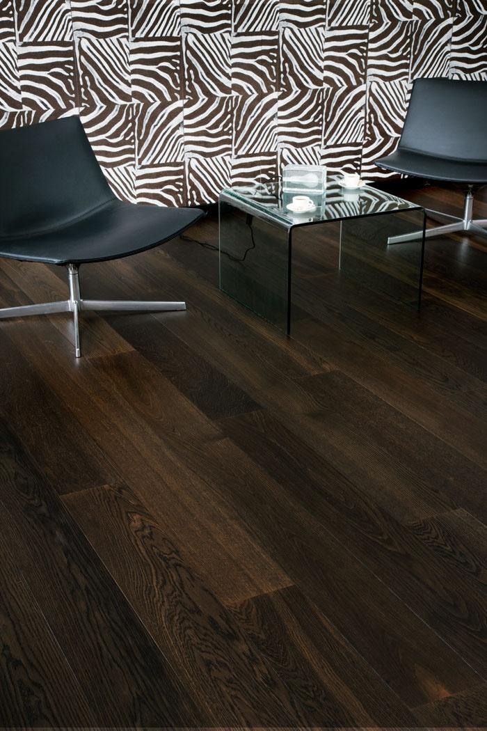 Karelia Oak Smoked Roastery Brown   Silverwood Flooring   Toronto