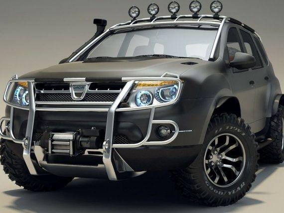 Dacia  distruge  Porsche, Mercedes, Audi si BMW. Clientii, mai multumiti de Duster si Logan decat de 911 si S Klasse