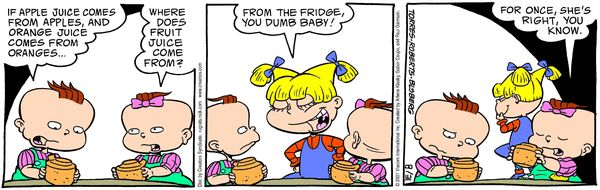Rugrats for 8/31/2017