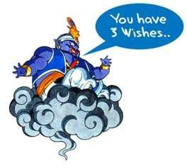 Best Genie Wishes