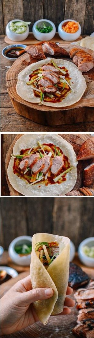 Easy Peking Duck (Really)