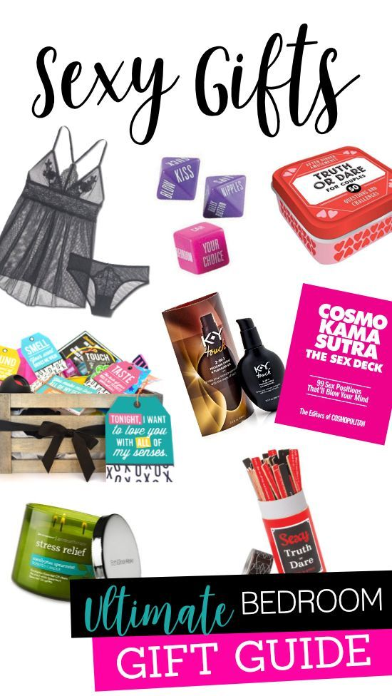 Sexy Bedroom Gift Guide - From | Love Language: Receiving Gifts ...