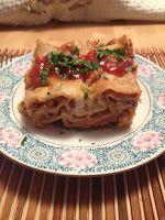 Adriana  Hobby: Lasagna  cu carane tocată