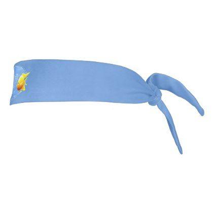 Gold Fish Couple Tie Headband  $19.64  by Lidusik  - cyo customize personalize unique diy idea