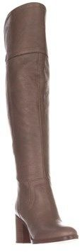 Franco Sarto Ollie Wide Calf Over-the-knee Boots, Taupe.