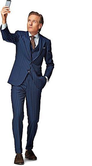 Suit_Blue_Stripe_Jort_P4002