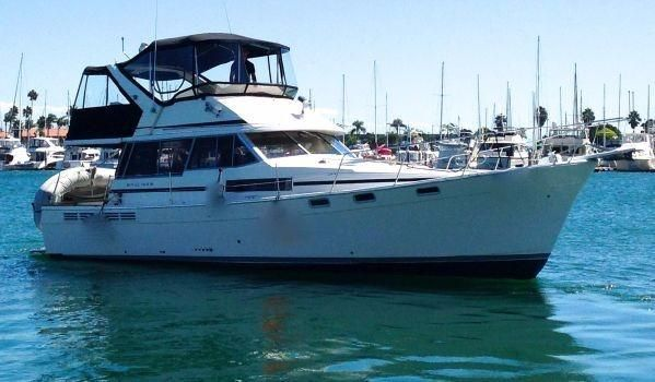 1989 Bayliner 3888 Motoryacht Power Boat For Sale - www.yachtworld.com
